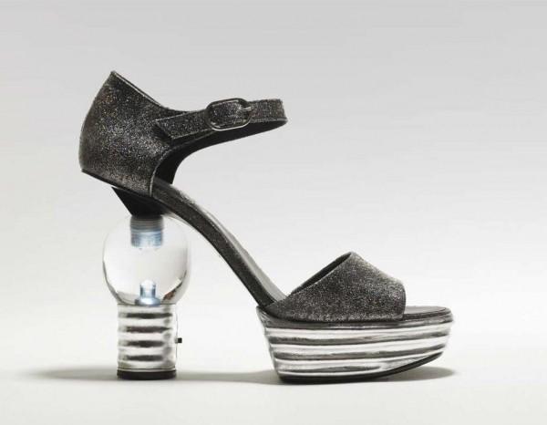 Каблук-лампочка