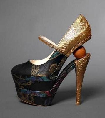 Двойные туфли