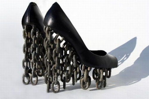 Туфли призрака