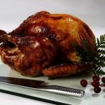 Главное блюдо Дня благодарения