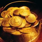 Горшок с золотом