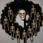 Хэллоуинский декор