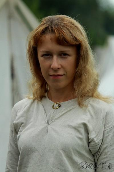 Скандинавская девушка