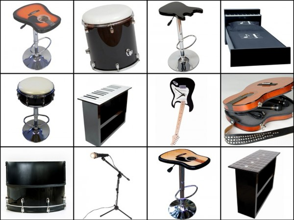 Music furniture