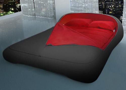 Кровать — спальный мешок