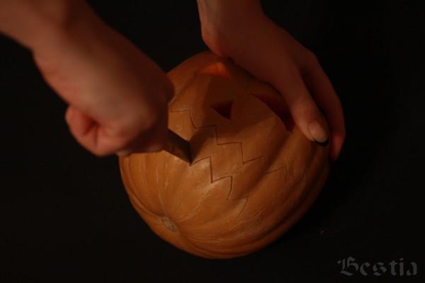 Вырезание частей лица