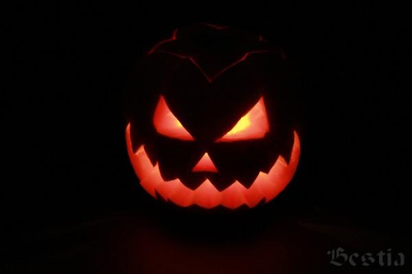 Главный атрибут Хэллоуина готов