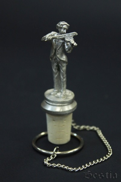Пробка для бутылки «Скрипач»