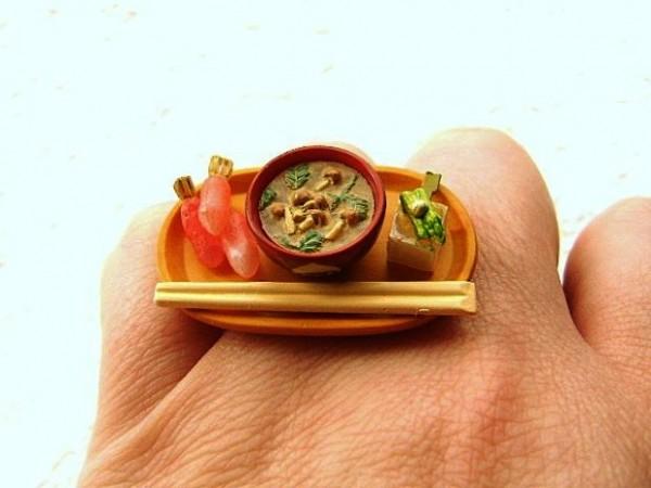 Креативное кольцо