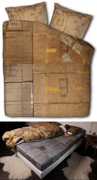 Оригинальный постельный комплект