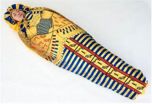 Спальный мешок-саркофаг