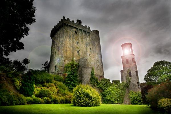 Замок Банратти в Ирландии