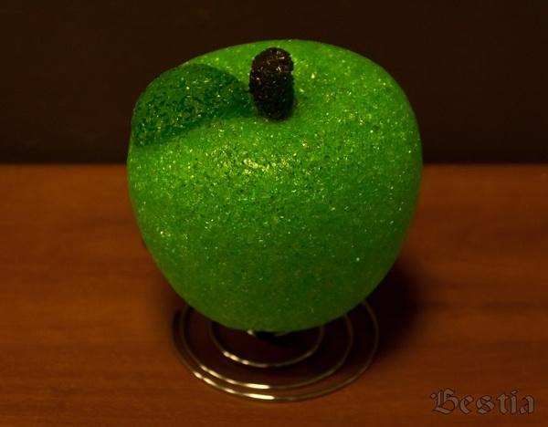 Светильник «Зеленое яблоко»