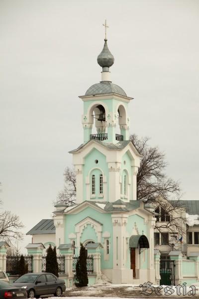 Колокольня Спасо-Преображенского кафедрального собора