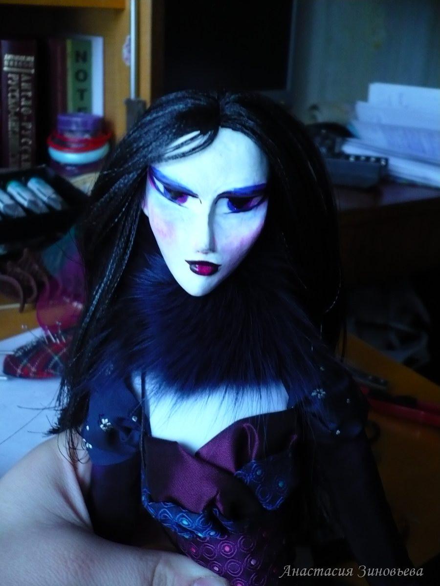 Прическа ведьмы
