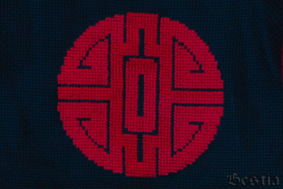 герб украин вектор