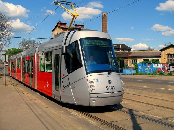 Чешский общественный транспорт