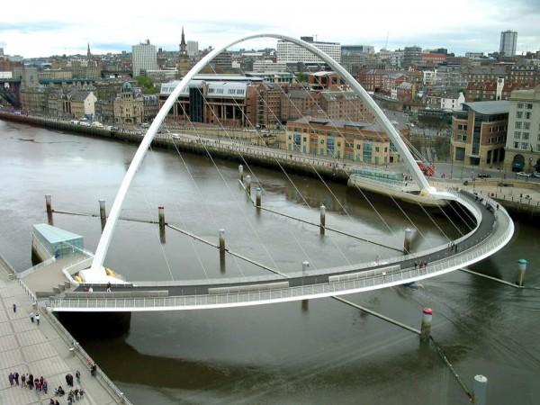 Мост в Северной Англии