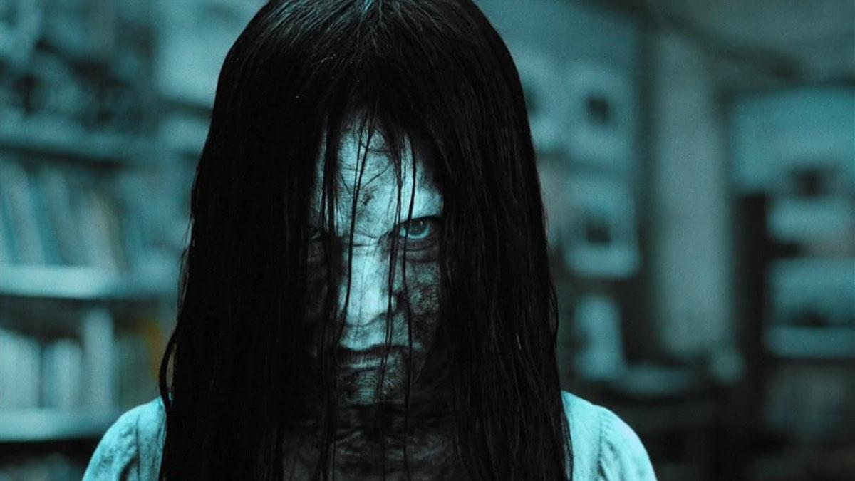 Самара из фильма звонок фото