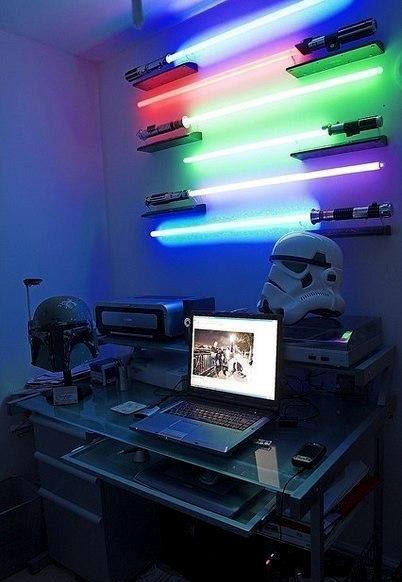 Лампы Звездные войны