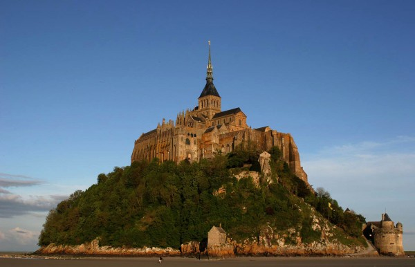 Монастырь Мон Сен-Мишель