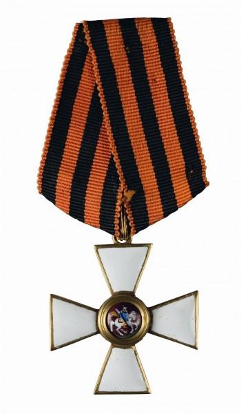 Орден Святого Георгия 4-ой степени