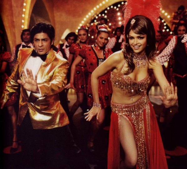 Кадр индийского кино