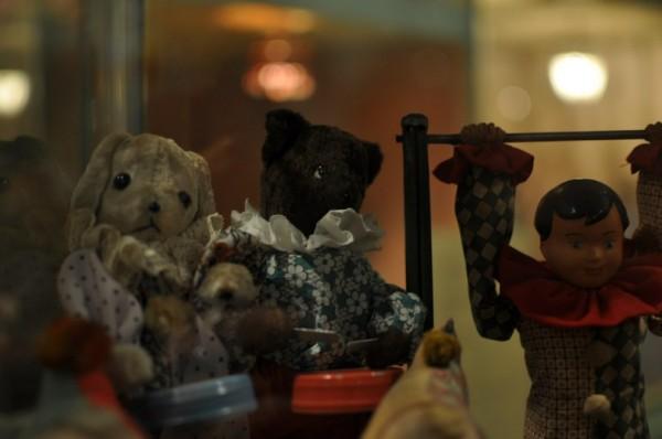 Кукольная выставка