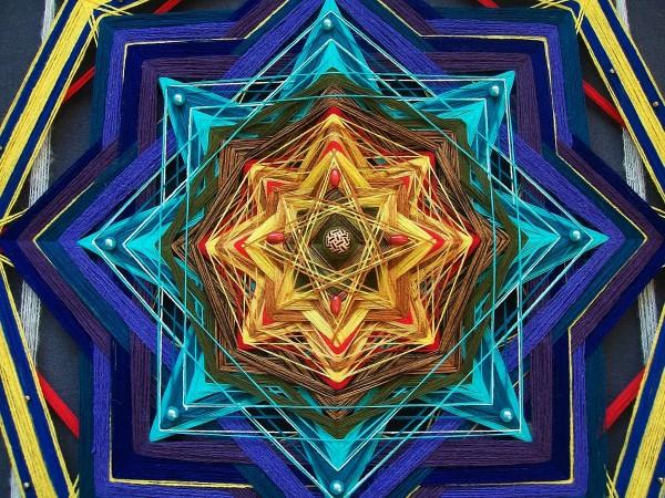 Мандала «Медитация»