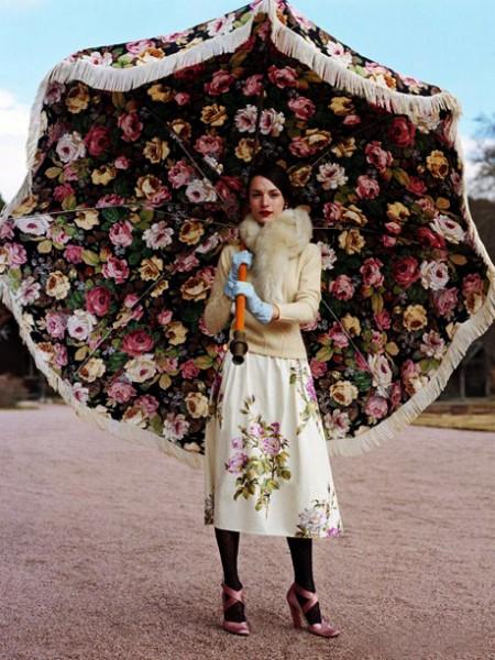 Бохо-зонт