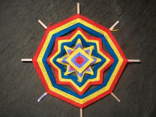 Плетение колец