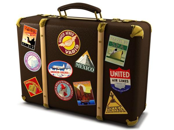 Не забывайте упаковывать багаж