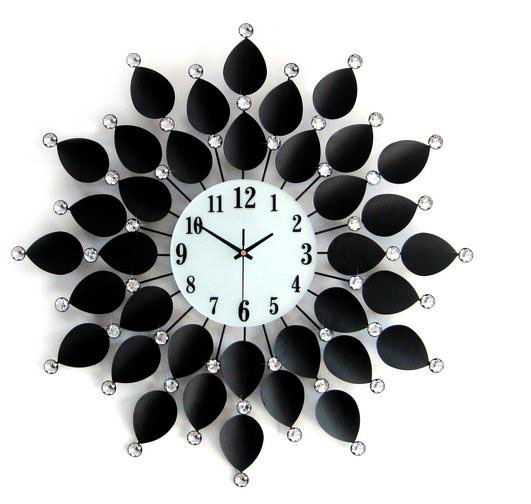 Часы-лепестки