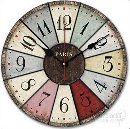 Часы - Париж