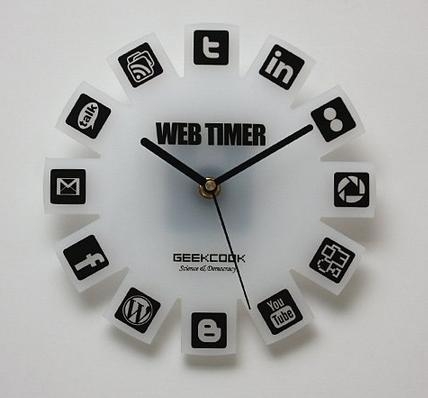 Интернет-часы