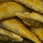 Пирожки с вареньем из киви
