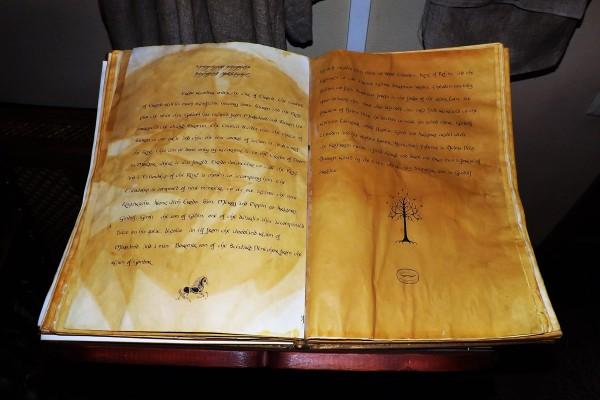 Рукопись Бильбо