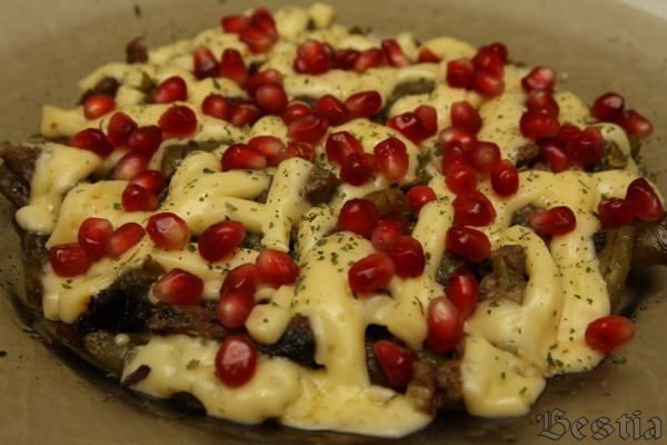 Говядина с фасолью