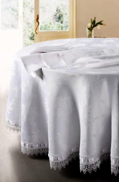 Белая скатерть