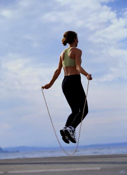 Фитнес со скакалкой
