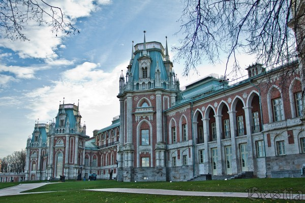 Музей-заповедник Царицыно