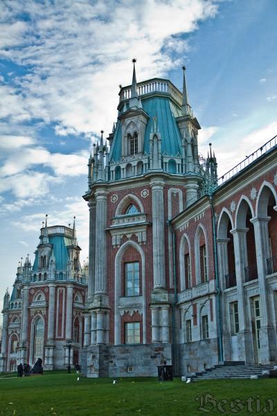 Царицынский дворец