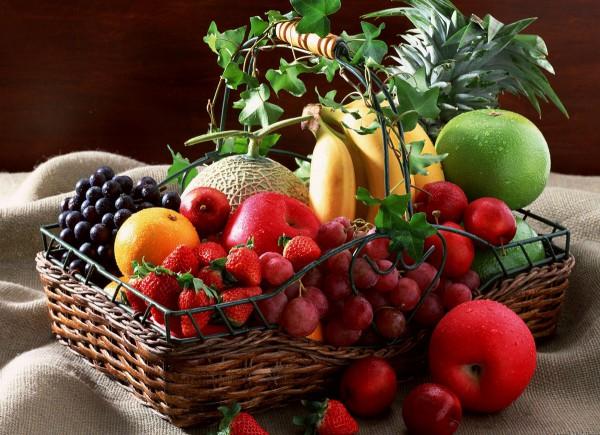 Блюда из фруктов и ягод. Хранение продуктов