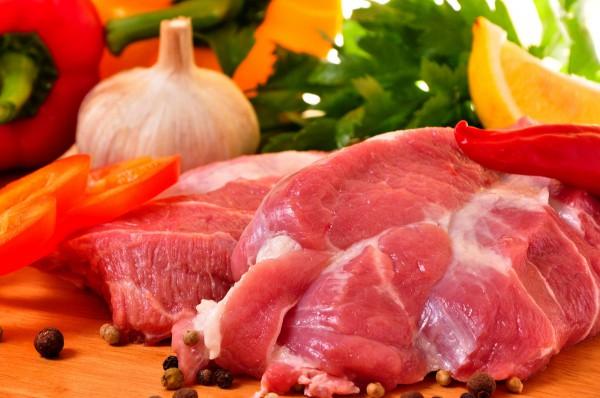 Блюда из мяса. Обработка продуктов
