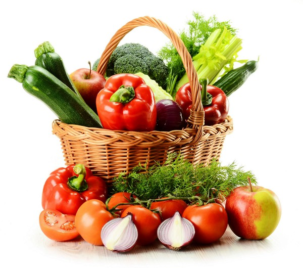 Блюда из овощей. Хранение
