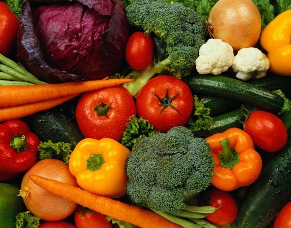 Блюда из овощей. Обработка продуктов