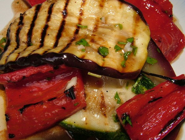 Блюда из овощей. Приготовление