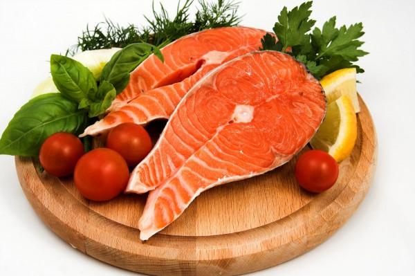 Блюда из рыбы. Обработка