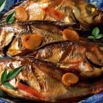 Блюда из рыбы. Приготовление