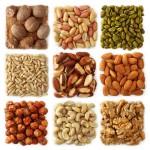 Виды орехов и их полезные свойства
